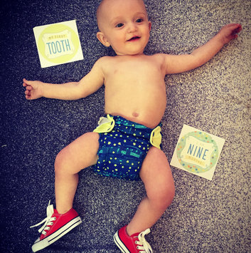 Photo uploaded to Bumgenius  Cloth Diapers by Taigan S.