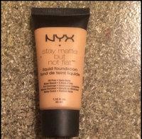 NYX Cosmetics Matte But Not Flat Liquid Foundation uploaded by Daniela A.