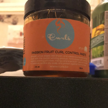 Photo of Curls Control Paste Passion Fruit 4 oz uploaded by Andjoua R.