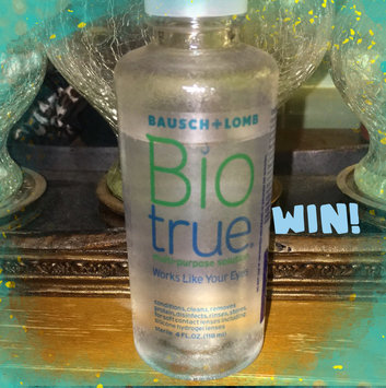 Bausch + Lomb Biotrue Multi-Purpose Contact Solution uploaded by Trenice