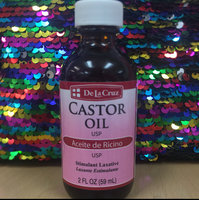 Almond Oil - Aceite De Almendras + Pure Avocado Oil + Castor Oil - Aceite De Ricino - Laxative, 2 Oz. Ea. De La Cruz uploaded by melanie p.