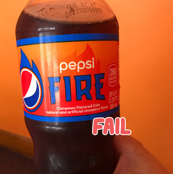 Photo uploaded to Pepsi Fire by Zugeiri O.
