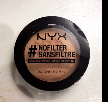 NYX Cosmetics #NoFilter Finishing Powder uploaded by Renee P.
