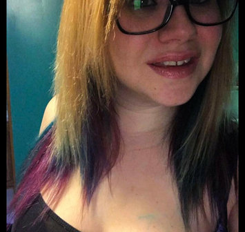 Photo of Ion Color Brilliance Semi Permanent Neon Brights Hair Color Radiant Orchid uploaded by Erica S.