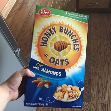 Photo of Honey Bunches of Oats with Almonds uploaded by April L.