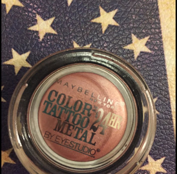 Maybelline Eyestudio® Colortattoo® Limited Edition Cream Gel Eye Shadow uploaded by Maria R.