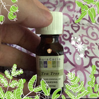 Aura Cacia Pure Essential Oil Tea Tree uploaded by Roxanne S.