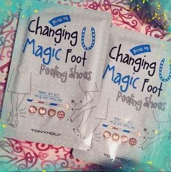Photo of Tony Moly Foot Peeling Shoes uploaded by Roxanne S.