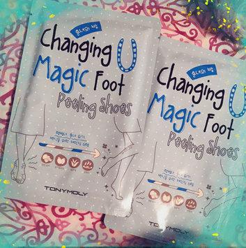 Tony Moly Foot Peeling Shoes uploaded by Roxanne S.