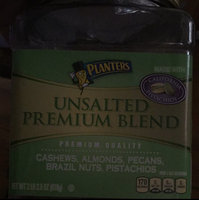 Planters Unsalted Premium Cashews Canister uploaded by Meagan M.