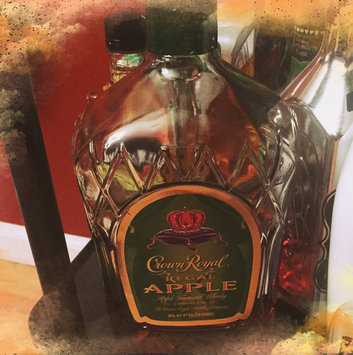 Photo of Crown Royal Canadian Whisky Regal Apple uploaded by Niketa B.