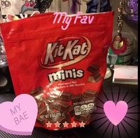 Kit Kat Minis Crisp Wafers in Milk Chocolate uploaded by Callie F.