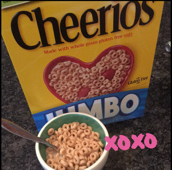 General Mills Cheerios Cereal uploaded by Shannon Y.