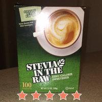 Stevia In The Raw Zero Calorie Sweetener uploaded by Adrien T.