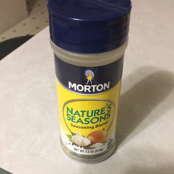 Photo of Morton® Nature's Seasons® No MSG Seasoning Blend 7.5 oz. Shaker uploaded by Andjoua R.
