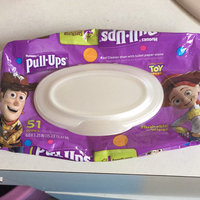 Pull-Ups Big Kid Flushable Wipes - 51 CT uploaded by heather s.