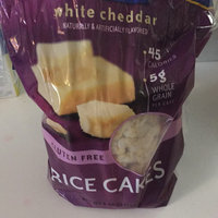 Quaker® Rice Cakes White Cheddar uploaded by heather s.