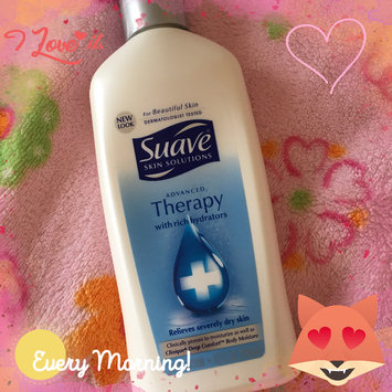 Suave® Advanced Therapy Body Lotion uploaded by Byanca P.