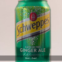 Schweppes Ginger Ale uploaded by Annalisa S.