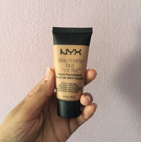 Nyx Cosmetics Stay Matte But Not Flat Liquid Foundation uploaded by Poonam K.