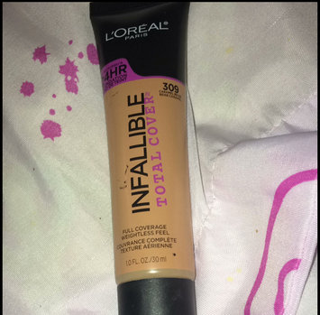 L'Oreal Infallible Total Cover Foundation uploaded by Monica M.