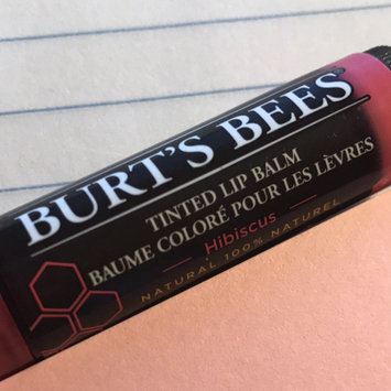 Burt's Bees Tinted Lip Balm uploaded by Connie L.