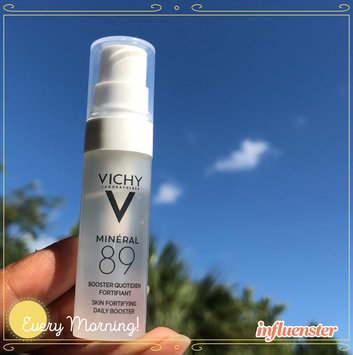 Vichy Mineral 89 Hyaluronic Acid Face Moisturizer uploaded by Zulma G.