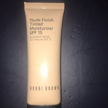 Photo of BOBBI BROWN Nude Finish Tinted Moisturizer SPF 15 uploaded by Danni A.