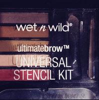 Wet N Wild Ultimate Brow™ Universal Stencil Kit uploaded by Kara P.