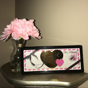 Too Faced Love Eyeshadow Palette uploaded by Beaux B.
