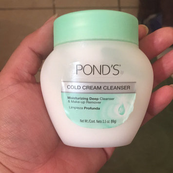 Pond's Cold Cream Cleanser uploaded by Lizzette G.