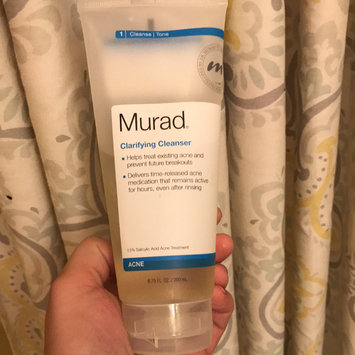 Murad Clarifying Cleanser uploaded by Lynette A.
