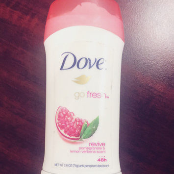 Photo of Dove Advanced Care Go Fresh Rebalance Antiperspirant uploaded by Sydnee S.