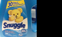 Snuggle Gentle Spring Scent Liquid Fabric Softener 120 oz uploaded by Patti Y.