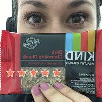 KIND Healthy Grains Dark Chocolate Chunk Granola Bar uploaded by Alejandra D.