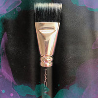 M.A.C Cosmetics 197 Synthetic Duo Fibre Square Brush uploaded by Esther L.