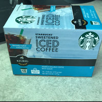 Starbucks® Sweetened Iced Coffee K-Cup® uploaded by Elizabeth R.