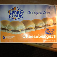 White Castle The Original Slider Microwavable Cheeseburgers - 6 CT uploaded by Betty S.