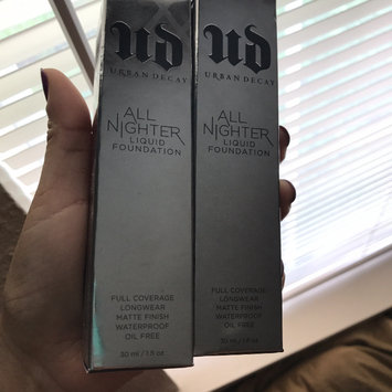 Urban Decay All Nighter Liquid Foundation uploaded by Mayra A.
