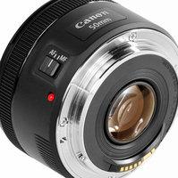 Canon Lightweight Lens 2514A002Ba Ef 50 1.8 Ii uploaded by Jonathan M.