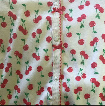 Photo of Carter's 1-Pc. Cherry-Print Footed Coverall, Baby Girls (0-24 months) uploaded by Roxanne S.