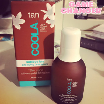 COOLA Sunless Tan Anti-Aging Face Serum uploaded by Taylor R.