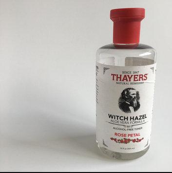 Thayers Alcohol-Free Rose Petal Witch Hazel Toner uploaded by Jen B.
