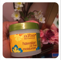Alba Botanica Hawaiian Moisture Cream Smoothing Jasmine & Vitamin E uploaded by Symone S.