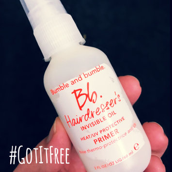 Bumble and bumble Hairdresser's Invisible Oil Primer uploaded by Patricia T.