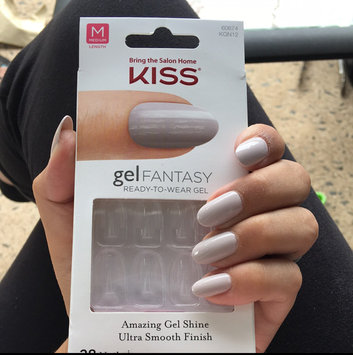 Photo of Kiss False Nails Pink Beige 28 ct uploaded by Lauren G.