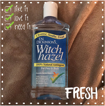 Photo of T.N. Dickinson's Witch Hazel Astringent uploaded by Jas. J.