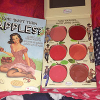 Thebalm the Balm How Bout Them Apples Cheek & Lip Cream Palette uploaded by Hannah F.