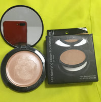 e.l.f. Cosmetics HD Mattifying Cream Foundation uploaded by Nathalie M.