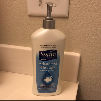 Suave® Advanced Therapy Body Lotion uploaded by Haley T.